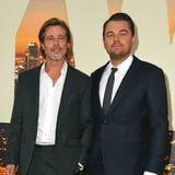 Brad Pitt and Leonardo DiCaprio Shine at the Once Upon a Time in Hollywood Premiere