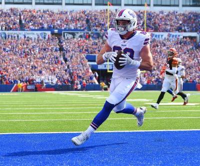Josh Allen orchestrates game-winning drive as Bills beat Bengals to stay undefeated