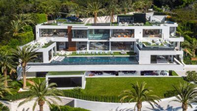 This $250 Million Mega Mansion Is Perfect For A Bond Villain