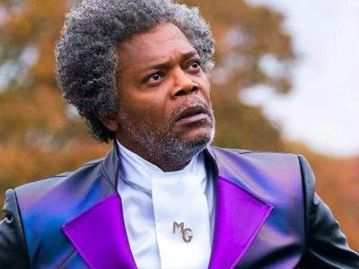 'Glass' First Look: Samuel L. Jackson Can Still Rock the Hell Out of That Purple Suit