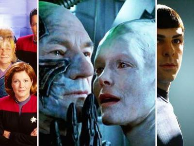 Star Trek: Every Movie And TV Show, Ranked Worst To Best