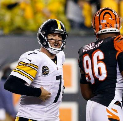 Ben Roethlisberger: More respect in games with Ravens than Bengals
