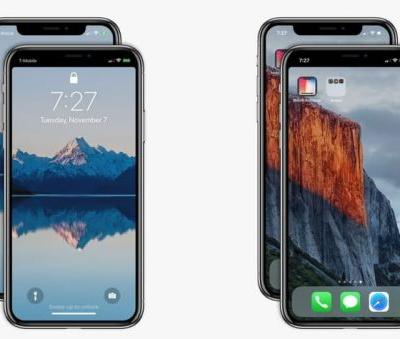 There Is Now An App To Remove The iPhone X Notch, Notch Remover