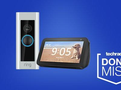 Ring Doorbell deal: get a free Echo Show 5 with the Ring Pro at Amazon