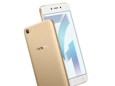 Oppo A71 launched in India with 5.2-inch HD display, Android 7.1 Nougat