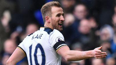 Tottenham 4-0 West Brom: Kane hits hat-trick as Spurs make it six in a row