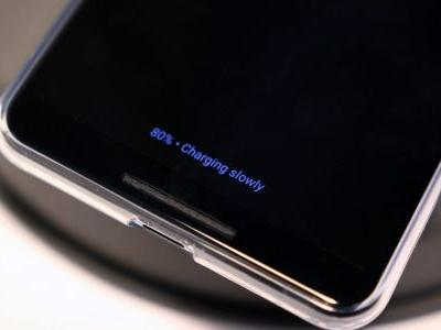 Google Pixel 3 update no longer shows 'Charging Rapidly' when on 5W wireless chargers