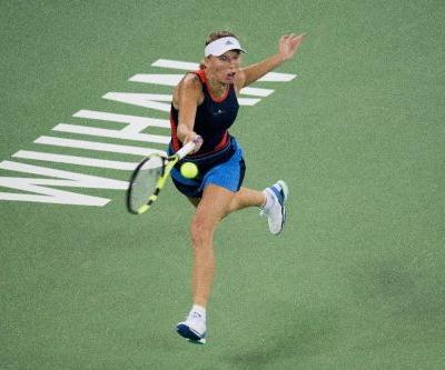 Wozniacki, Kerber off to fast start at Wuhan Open