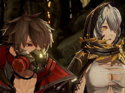 Vampiric RPG Code Vein will not see the sun in 2018