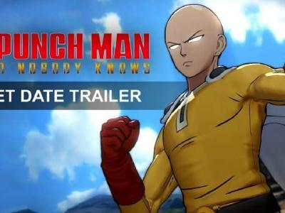 One Punch Man Game Release Date Announced | Game Rant