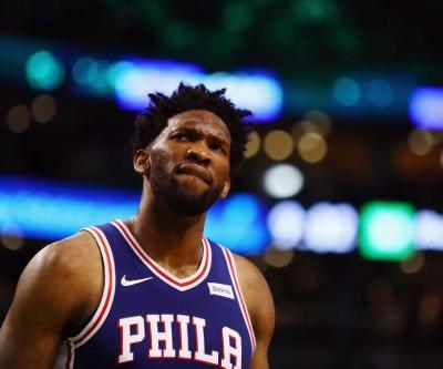 Joel Embiid Says He Should Have Been an All-Star Last Year
