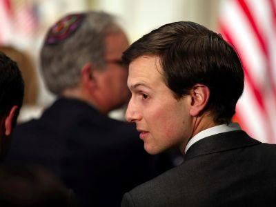 Jared Kushner is becoming a focus in the FBI's Trump-Russia investigation