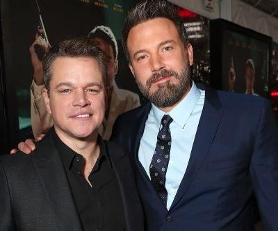 Damon and Affleck's production co. to adopt inclusion riders