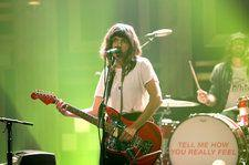 Courtney Barnett Rocks 'Late Night' With 'Crippling Self-Doubt and a General Lack Of Confidence'
