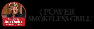 Power Smokeless Grill Review & Giveaway