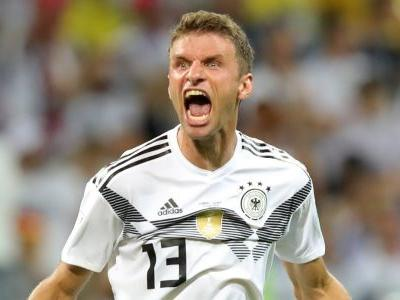 Germany scores crucial game-winner in final minute of stoppage time to possibly save their World Cup hopes