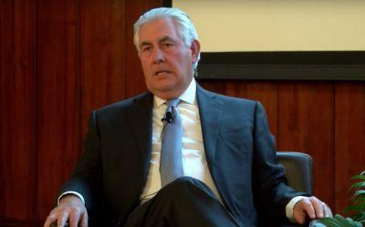 Tillerson: No Apology For Israel After Trump Classified Intel Reveal