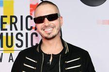 J Balvin Calls Cardi B the 'Most Crazy and Lovely Girl' at the 2018 AMAs: Watch