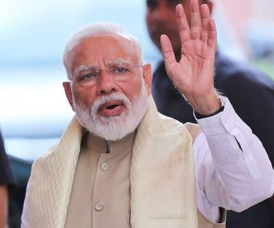 Indian Prime Minister Modi's party claims re-election victory