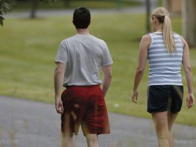 Go for a brisk walk every day to protect your brain