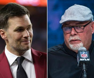 Bruce Arians was seriously paranoid about a Tom Brady about-face