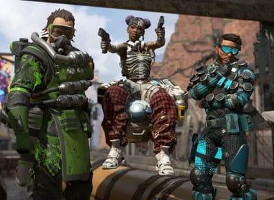 Apex Legends dataminers discover upcoming characters and weapons