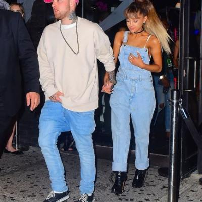 Ariana Grande Reacts To Video Of Late Ex Mac Miller Listening To Her Music: 'He Is Supposed To Be Here'