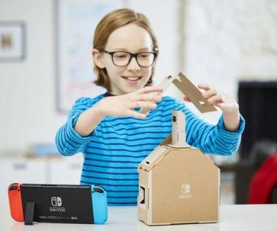 Nintendo approached by UK schools to bring Nintendo Labo into the classroom