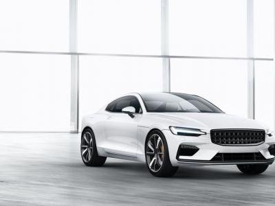 Say Hello To The Polestar 1: A 592bhp Hybrid Coupe With Volvo DNA