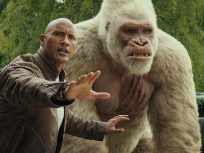 Rampage's Success Proves That Dwayne Johnson Can Sell Any Movie