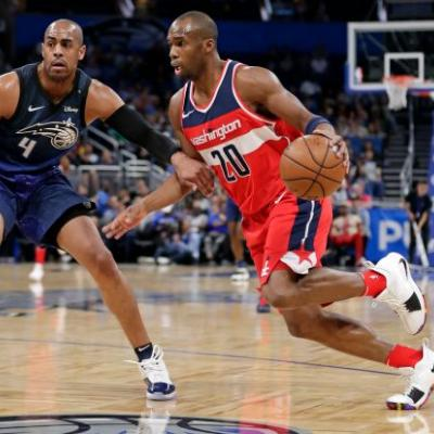 NBA suspends Wizards guard Jodie Meeks 25 games for violating league's drug policy