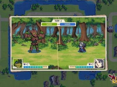 Wargroove Gets New Gameplay Trailer