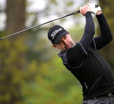 New York club pro Rob Labritz: I'm psyched for my next major shot