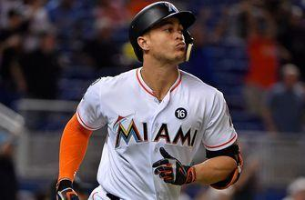 Marlins' Giancarlo Stanton nixes trades to Giants, Cardinals
