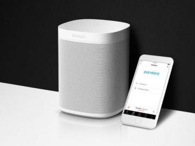 Pandora's beefed-up Sonos control adds Alexa support