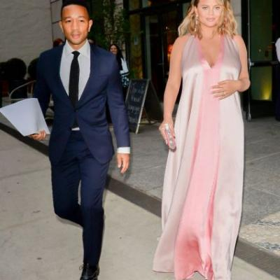 Chrissy Teigen Has Given Birth to Her Second Child