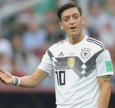 Ozil backed by Erdogan after 'unacceptable racist approach' from DFB
