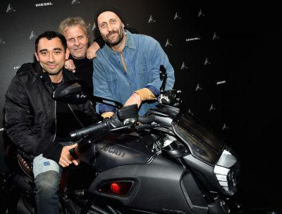 Diesel And Ducati Collaborate On A Motorbike And Collection