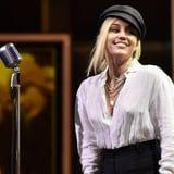Miley Cyrus Covers Another Christmas Classic, and It's Hauntingly Beautiful