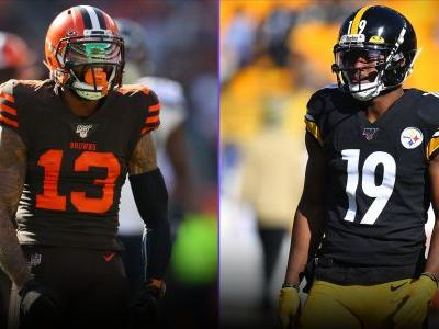 Steelers vs. Browns: Who to start/sit in fantasy for 'Thursday Night Football'