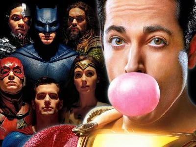 Where to Find Justice League Members in the Shazam Trailer