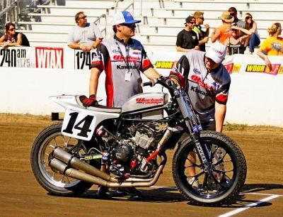 Weirbach Racing & 2013 AMA Pro Flat Track Rookie of the Year Jake Shoemaker to Team Up for 2017 American Flat Track Series