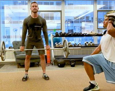 The 25-Minute Leg Workout That Hits Everything