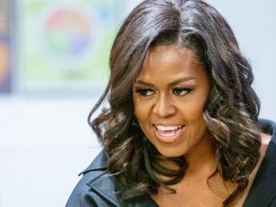 Michelle Obama on Sheryl Sandberg's 'lean in' strategy: 'That s-t doesn't work all the time'