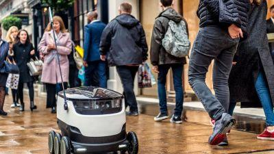 San Francisco Declares War on Food Delivery Robots