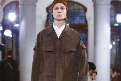 Julien David's 2017 Fall/Winter Collection Romanticizes Classic British Style