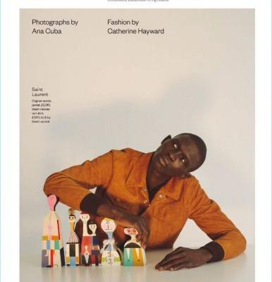 The Tasteful Eight: Fernando Cabral for Esquire UK