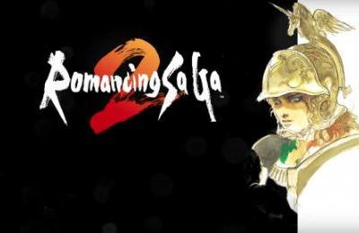 Romancing SaGa 2 Out Today on the PS4 and PS Vita