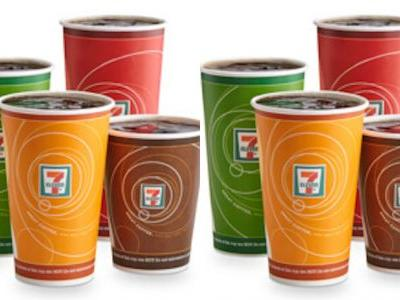7-Eleven Is Selling 19-Cent Coffee & Water On Jan. 1 For A Much-Needed New Year's Sip