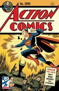 Action Comics 1000 Variant Cover